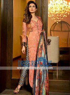 Buy Pakistani Designer Clothes Online Order Online Asim Jofa New