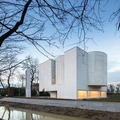 Church of Saint-Jacques-de-la-Lande - Rennes France - Álvaro Siza 2018