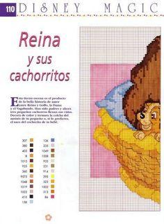 cross stitch children graphics | Learn craft is facilisimo.com