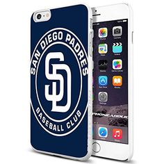 MLB San Diego Padres logo Baseball, Cool iPhone 6 Plus (6+ , 5.5 Inch) Smartphone Case Cover Collector iphone TPU Rubber Case White [By NasaCover] NasaCover http://www.amazon.com/dp/B012O6SWEI/ref=cm_sw_r_pi_dp_qh8Vvb0WMC3X4