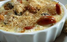 Recette - Cassolette aux fruits de mer | 750g