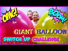 Gummy vs starburst slime challenge diy edible slime candy slime magic box toys collector presents giant balloon switch up challenge this is our first time using giant balloons for the switch up challenge ccuart Gallery