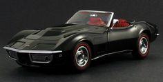 Car-Bits: Danbury Mint 1:24 1968 Corvette Annual Edition