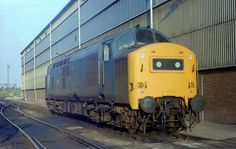 37227 (ex D6927) at Cardiff Canton in May 1979. (Andy Hoare)