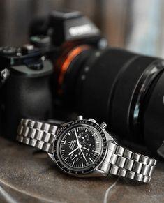 Rolex Watches, Watches For Men, Rolex Tudor, Omega Speedmaster, Omega Watch, Fashion Ideas, Goodies, Moon, Game