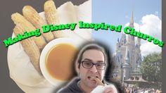 Making Disney Inspired Churros My CopyCat Recipe