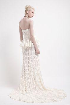 GARDENIA Wedding Gown by kelseygenna on Etsy