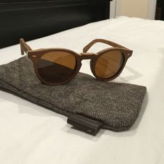 Shwood Sunglasses Brand new shwood sunglasses Shwood Accessories Glasses