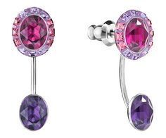 Eminence Wire Pierced Earrings - Gifts - Swarovski Online Shop