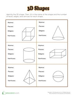 Numerator and Denominator: Basic Fraction Terms | Worksheets, Kids ...