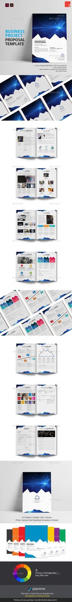 Daleman Business Proposal Pinterest Business proposal, Proposals - purchase proposal templates