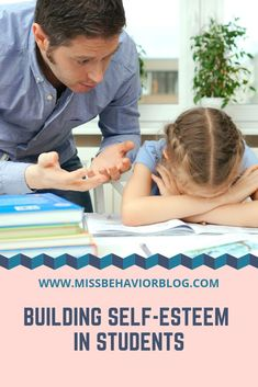 Tips and tricks to build self-esteem in your students from Miss Behavior