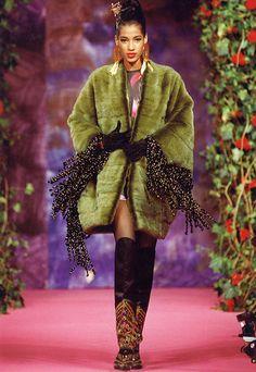 Christian Lacroix Haute Couture Fall-Winter 1990