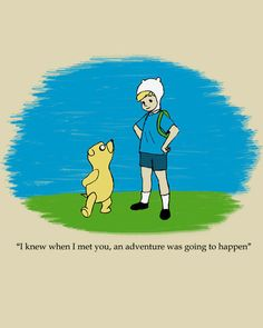"Jakie-the-Pooh. | 32 Mashups That Prove ""Adventure Time"" Makes Everything Way More Awesome"