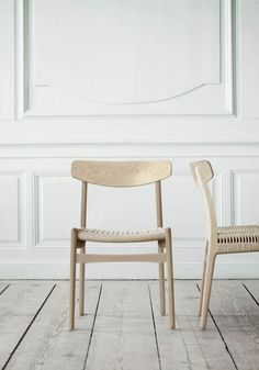 Carl Hansen & Son limited edition CH23 | BODIE and FOU Design, Interiors, Fashion & Life
