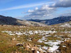 The fascinating landscape of Gennargentu at Arzana #Ogliastra #Sardinia #Italy