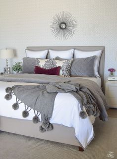 ZDesign At Home: Fall/Winter Master Bedroom Updates