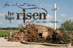 Believe in the Risen Savior