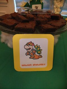 "Photo 4 of Super Mario Brothers / Birthday ""Ashton's SUPER Birthday""… - Modernes Super Mario Birthday, Mario Birthday Party, Super Mario Party, 5th Birthday, Birthday Ideas, Mario Bros., Mario Kart, Nintendo Party, Party Themes For Boys"