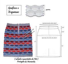 Point Croche - A Lovely Find . Crochet Skirt Pattern, Crochet Skirts, Crochet Cardigan, Crochet Clothes, Crochet Patterns, Crochet Woman, Love Crochet, Crochet Lace, Crochet Bikini