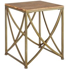 Dakota Modern End Table Modern End Tables, End Tables With Storage, Solid Wood, Home Furniture, Sweet Home, Room Decor, Iron, Living Room, Interior Design