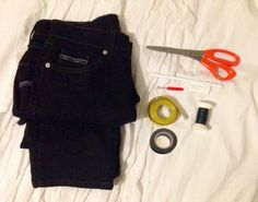 How to Make the Perfect Pair of Cutoff Jean Shorts   Bustle