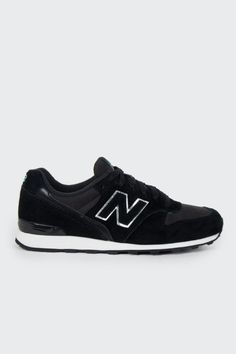 low cost e83a3 072b0 New Balance, Womens Lifestyle 996 - black GOOD AS GOLD   NZ Shoes Sandals,