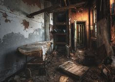 Morgue at Forest Haven