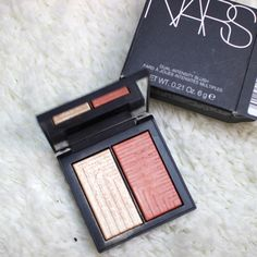 NARS Dual-Intensity Blush Frenzy Review | My Beauty Bunny