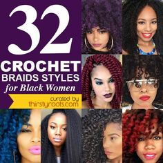 Back in the early 1990's you could find crochet braids hairstyles on plenty of African American women on the block. Get long wavy hair fast.