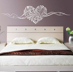 x Romantic Heart removable wall stickers home decor wall art LOVE wedding decoration centerpieces family decals(China (Mainland)) Room Stickers, Cheap Wall Stickers, Removable Wall Stickers, Wall Stickers Home Decor, Home Decor Wall Art, Vinyl Wall Decals, Art Decor, Headboard Decor, Heart Wall Art