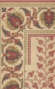 This Pin was discovered by Sen Russian Cross Stitch, Cross Stitch Rose, Cross Stitch Borders, Cross Stitch Flowers, Cross Stitch Designs, Cross Stitching, Cross Patterns, Counted Cross Stitch Patterns, Cross Stitch Charts