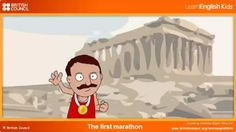 The first marathon | LearnEnglish Kids | British Council