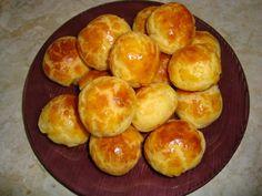 Sajtfánk, sajtos pufi recept