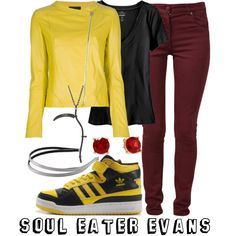 Soul Eater! I wish I could pull off this outfit
