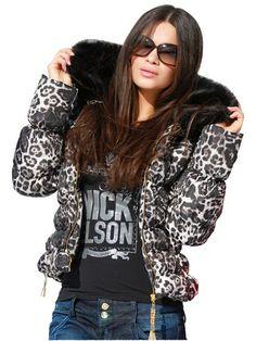 winter leo jacket by nickelson Fashion Beauty, Womens Fashion, Fashion Trends, Leo, Winter Fashion, Bomber Jacket, Dressing Up, Jackets, Winter Fashion Looks