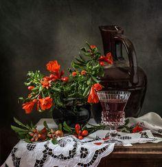 О цветах граната  ... by Оля (Olga) on 500px