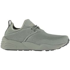 d8725f114e43 PUMA Trinomic Woven Trainers ( 125) ❤ liked on Polyvore featuring shoes
