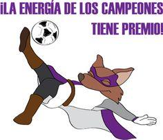 Mini croissants 'La energía de los campeones' del Real Valladolid. Premios pucelanos!!
