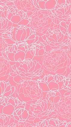 Ideas Ipad Wallpaper Pattern Mobiles For 2019 Kate Spade Wallpaper, Trendy Wallpaper, Pink Wallpaper, Colorful Wallpaper, Pattern Wallpaper, Screen Wallpaper, Mandala Wallpaper, Flower Background Wallpaper, Pink Pattern Background