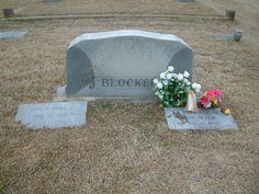 Grave Marker- Dan Blocker, American actor (Hoss-Bonanza)