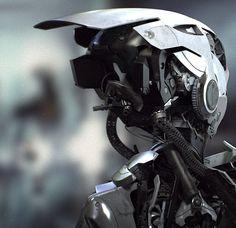 Robots, cities, future, etc.