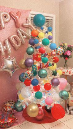 Birthday Tree, Cake, Desserts, Tailgate Desserts, Deserts, Kuchen, Postres, Dessert, Torte