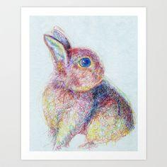 Bunny Love by Anna Dunlap Hartshorn