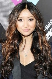 ... Highlights Pictures 200x300 Light Brown Hair with Caramel Highlights
