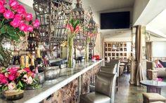 Photos - VANDER PUMP Restaurant - The Sexy Garden Restaurant in West Hollywood, CA
