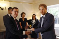 Pin for Later: Prince Harry Makes Good on His Heartwarming Promise to Donate an Invictus Games Medal to Papworth Hospital