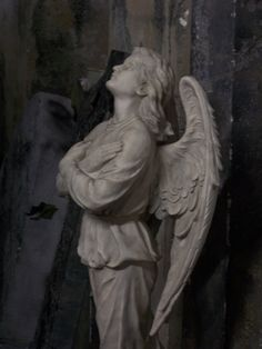 Headstone Angel