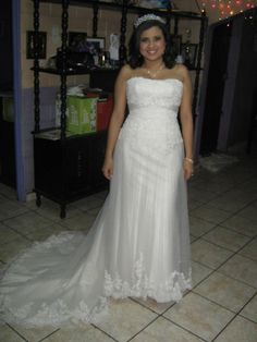 My wedding Dress... love it!!!!