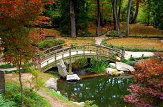 Maymont Park, Richmond VA Autumn in Virginia, Taken by Cathy Hoyt Richmond Park, Richmond Virginia, Going On A Trip, Garden Bridge, Serenity, Parks, Graduation, Pride, To Go